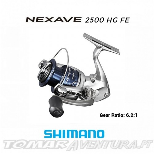 Shimano Nexave HG FE