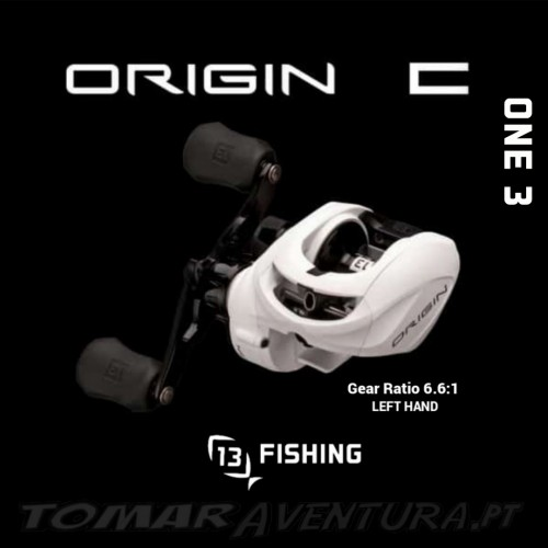 Carreto Baitcasting 13 Fishing ORIGIN C 6.6:1 LH