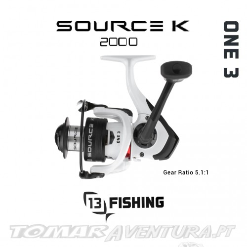 Carreto Spinning 13 Fishing Source K 2000