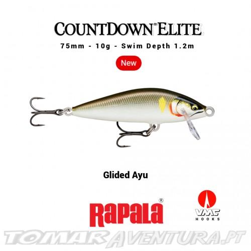 Amostra Rapala Countdown Elite 75