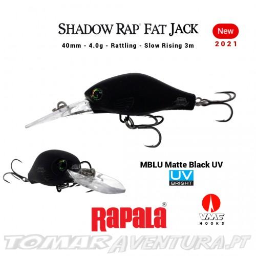 Amostra Rapala Shadow Rap Fat Jack 04