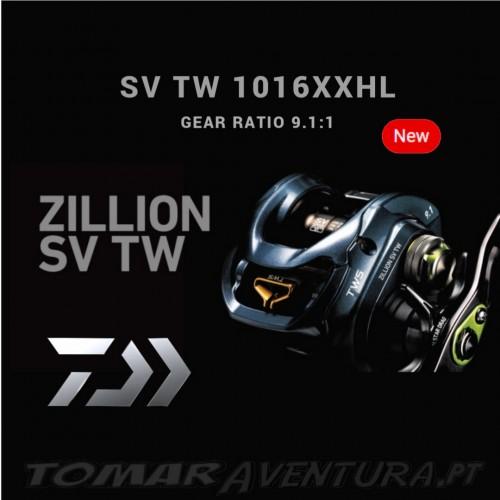 Carreto Baitcasting Daiwa Zillion SV TW 1016XXHL