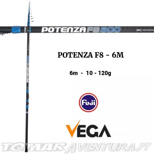 Cana Vega Potenza F8 6m