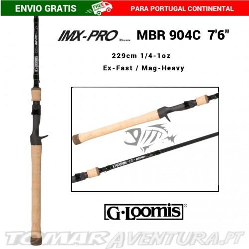 """Cana Baitcasting G-Loomis IMX-Pro 904C MBR 7´6"""""""