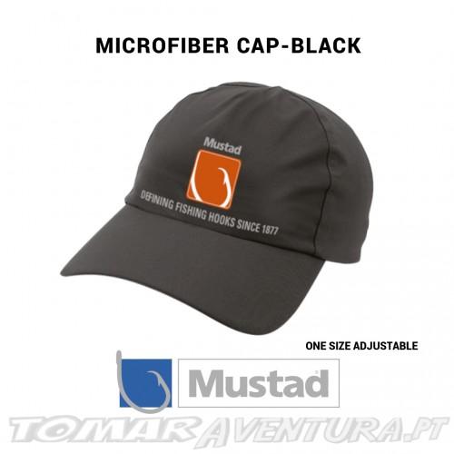Chapeu Mustad Multififiber Cap-Brown