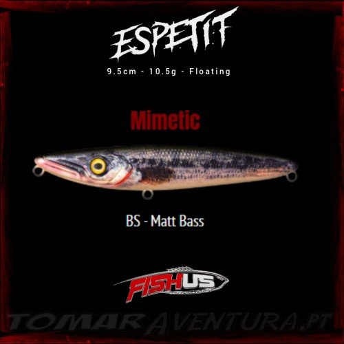 Fishus Espetit Rattling 95