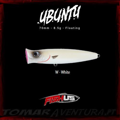 Fishus Ubuntu Silent Popper 70
