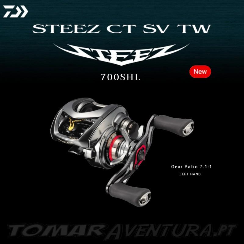 Daiwa Steez CT SV TW 700HSL