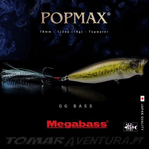 Megabass Popmax