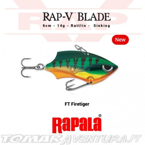 Amostra Rapala Rap V Blade 06