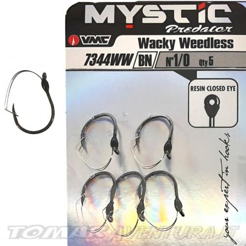 VMC Mystic 7344WW Wacky Weedless
