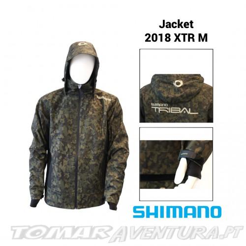 Shimano Jacket 2018 XTR