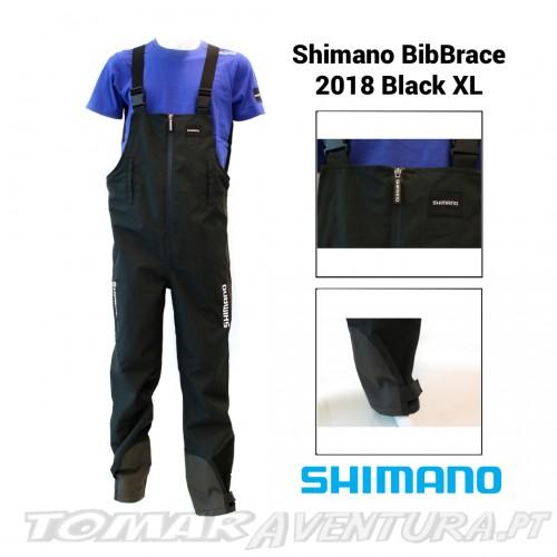 Shimano BibBrace 2018 Black