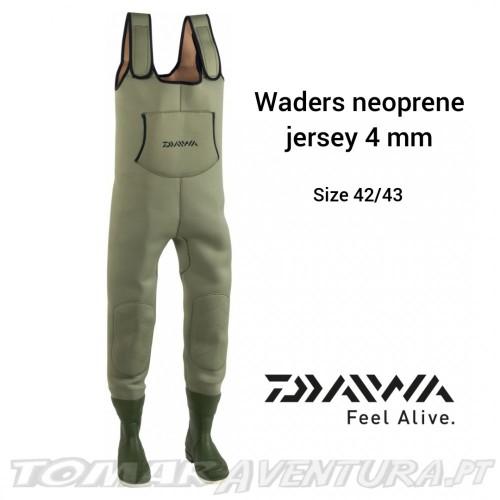 Daiwa Waders Neoprene Jersey 4mm