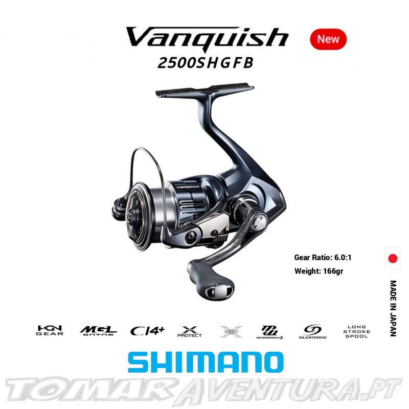 Carreto Spinning Shimano Vanquish 2500SHGFB