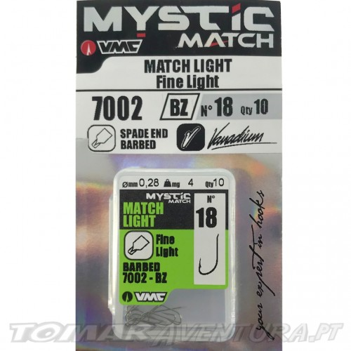 VMC 7002 - MYSTIC® MATCH Fine Light