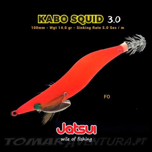 Jatsui Kabo Squid Full Color 3.0