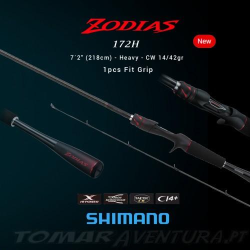 Shimano Zodias 172H