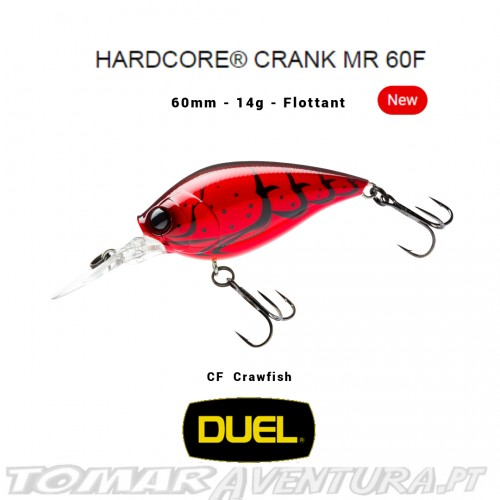 Duel Hardcore Crank MR60 F