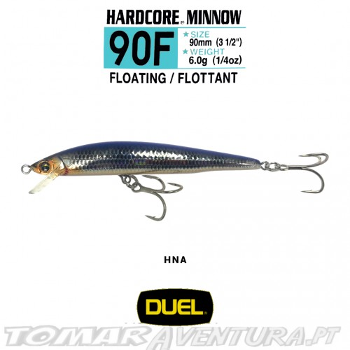 Duel Hardcore Minnow 90F