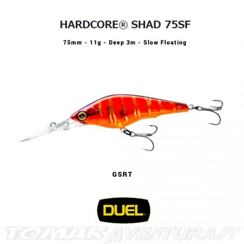 Duel Hardcore Shad 75 SF