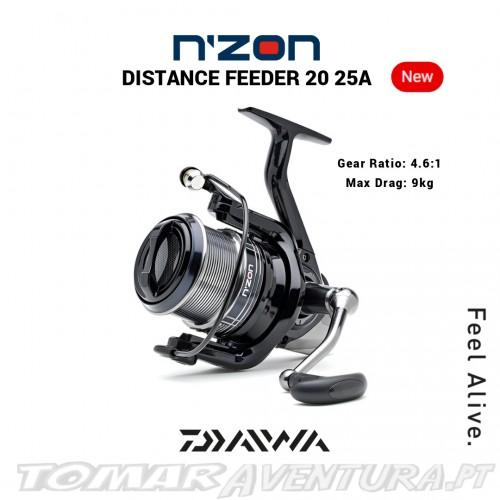 Daiwa N´Zon Distance Feeder 20 25A