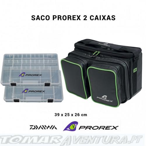 Saco Daiwa Prorex 2 Caixas