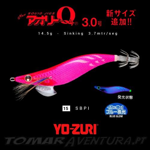 YO-ZURI AURIE-Q CLOTH 3.0