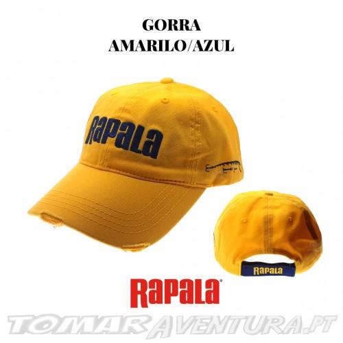 Chapeu Rapala Gorro Amarillo/Azul