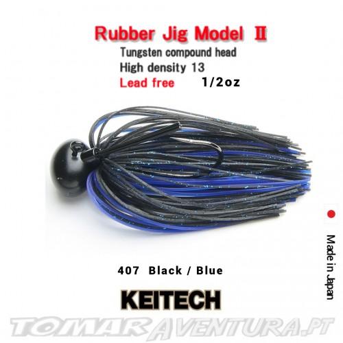 Keitech Rubber Jig Model II 1/2oz
