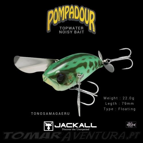 Jackal Pompadour