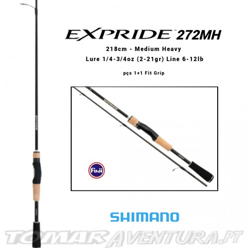 Cana Spinning Expride 272MH