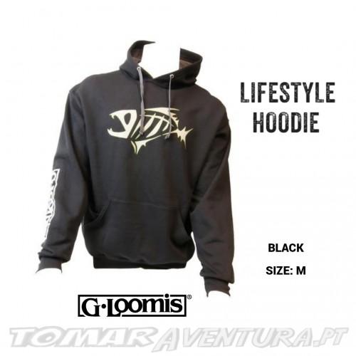 G-Loomis Lifestyle Hoodie Black