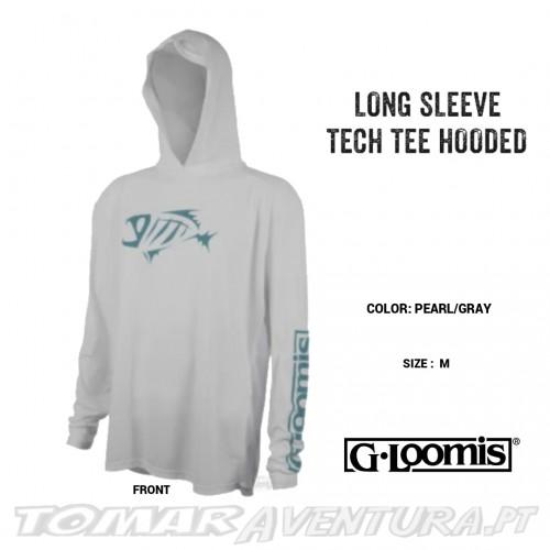 G-Loomis Long Sleeve Tech Tee Hooded