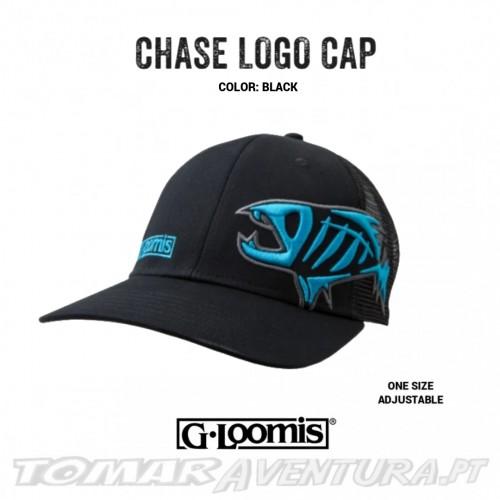 Chapeu G-Loomis Chase Logo Cap Black