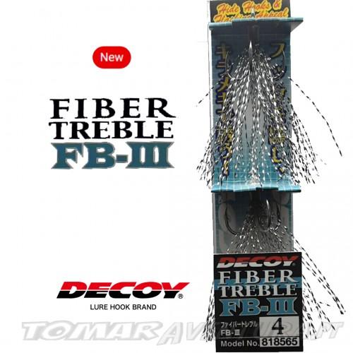 Decoy Fiber Treble FB-Ⅲ