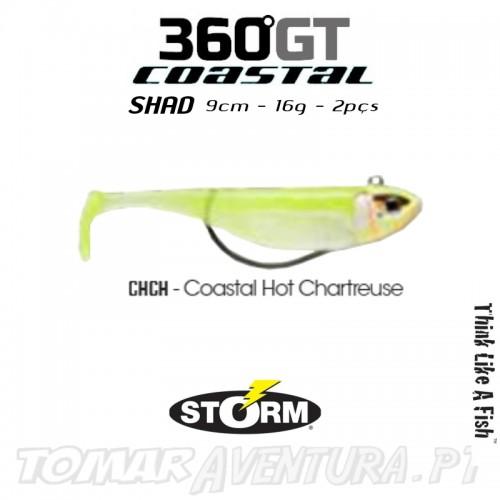 Storm 360GT Coastal Shad 9cm 16gr