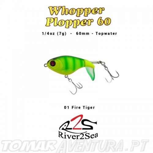 Amostra River2sea Whopper Plopper 60