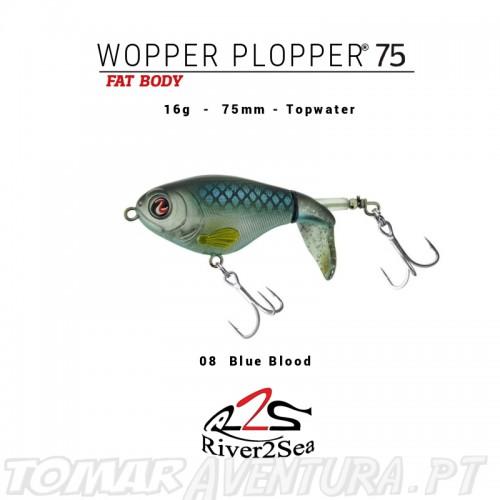 Amostra River2Sea Whopper Plopper 75