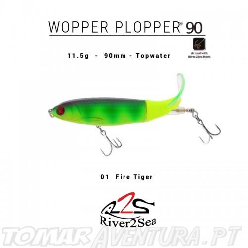 Amostra River2Sea Whopper Plopper 90