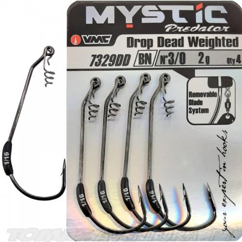 Anzol VMC 7329DD Drop Dead Weighted