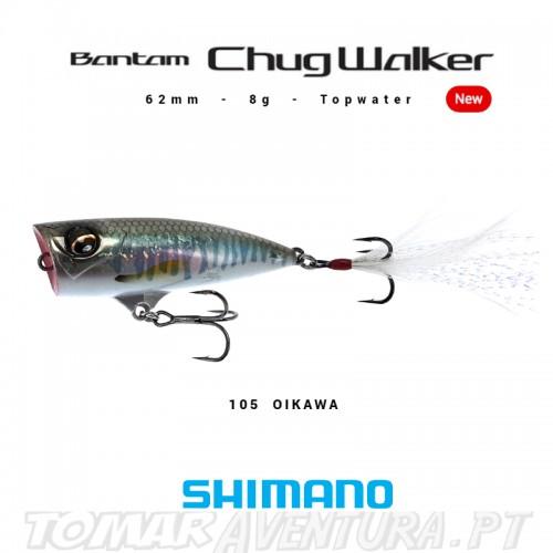 Shimano Bantam Chug Walker