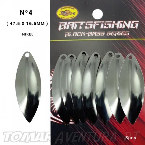 Baitsfishing Blades