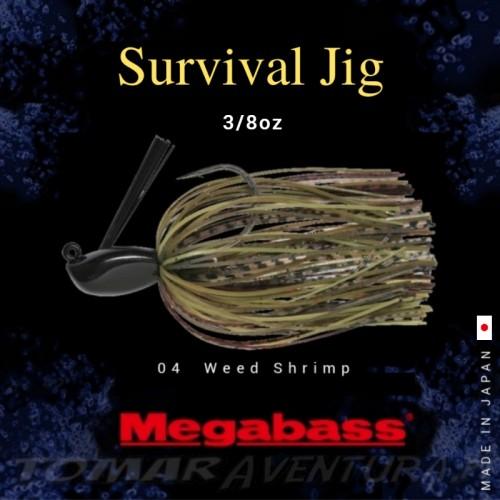 Megabass Survival Jig 3/8oz