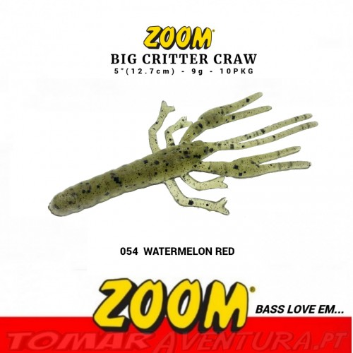Zoom Big Critter Craw