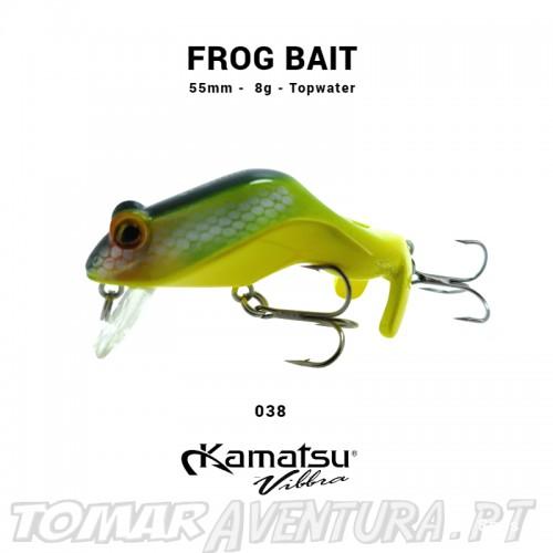 Kamatsu Frog Bait 55F