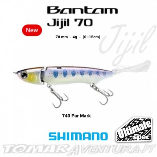 Shimano Bantam Jijil 85