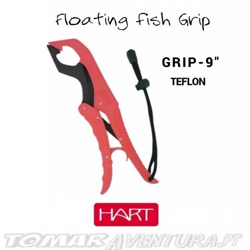 "Hart Grip Flottant 6"" Teflon"