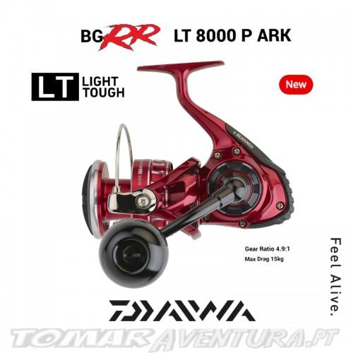 Daiwa BG RR LT 8000 P ARK