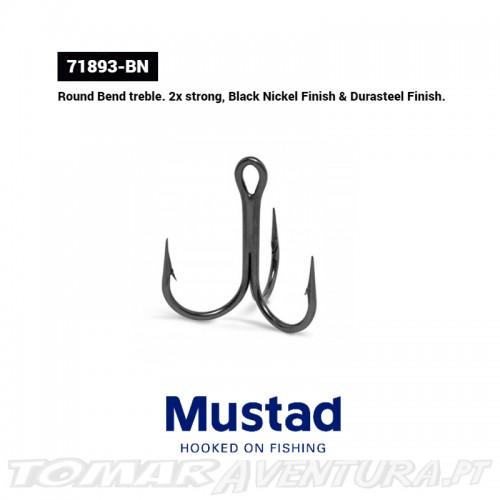 Anzol Triplo Mustad 71893-BN